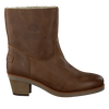 Brown SHABBIES Booties 201264 - small
