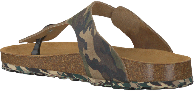 Green DEVELAB Flip flops 48079 - large