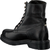 Black NIKKIE Lace-up boots BRANDED LACE BOOTS - small