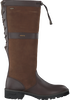 Brown DUBARRY High boots GLANMIRE - small