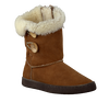 Cognac GATTINO Fur boots 3037 - small