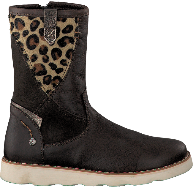 Brown JOCHIE & FREAKS High boots 15362 - large