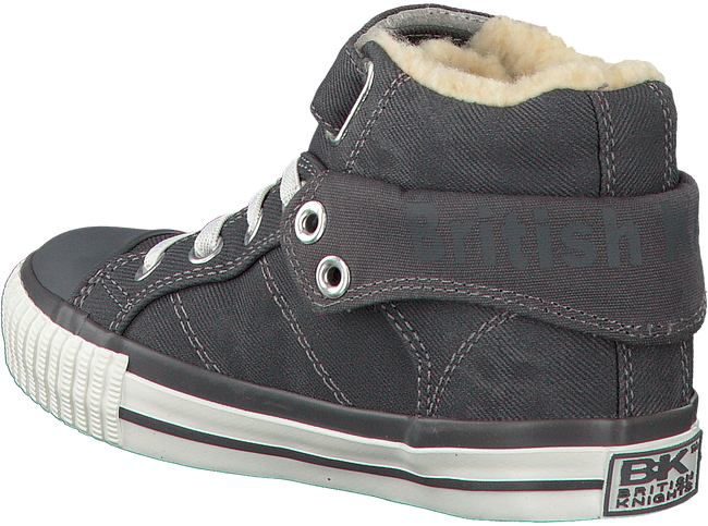 Grey BRITISH KNIGHTS Sneakers ROCO - large