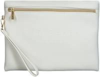 White TED BAKER Clutch DJUNA  - medium