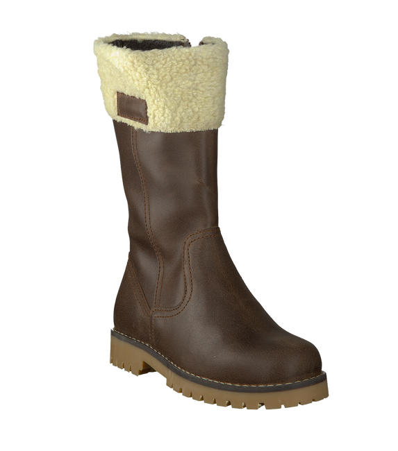 Brown OMODA High boots KL23 - large