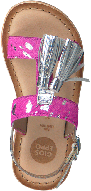 Pink GIOSEPPO Sandals COWKID - large