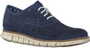 Blue COLE HAAN Sneakers ZEROGRAND STITCHLITE MEN - small