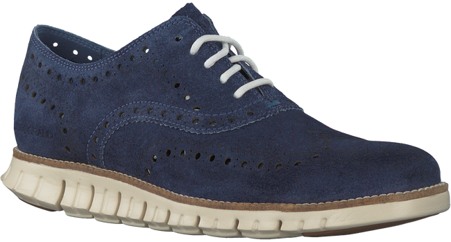 Blue COLE HAAN Sneakers ZEROGRAND STITCHLITE MEN - large