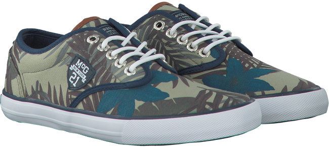 Green MCGREGOR Lace-ups SKATE - large