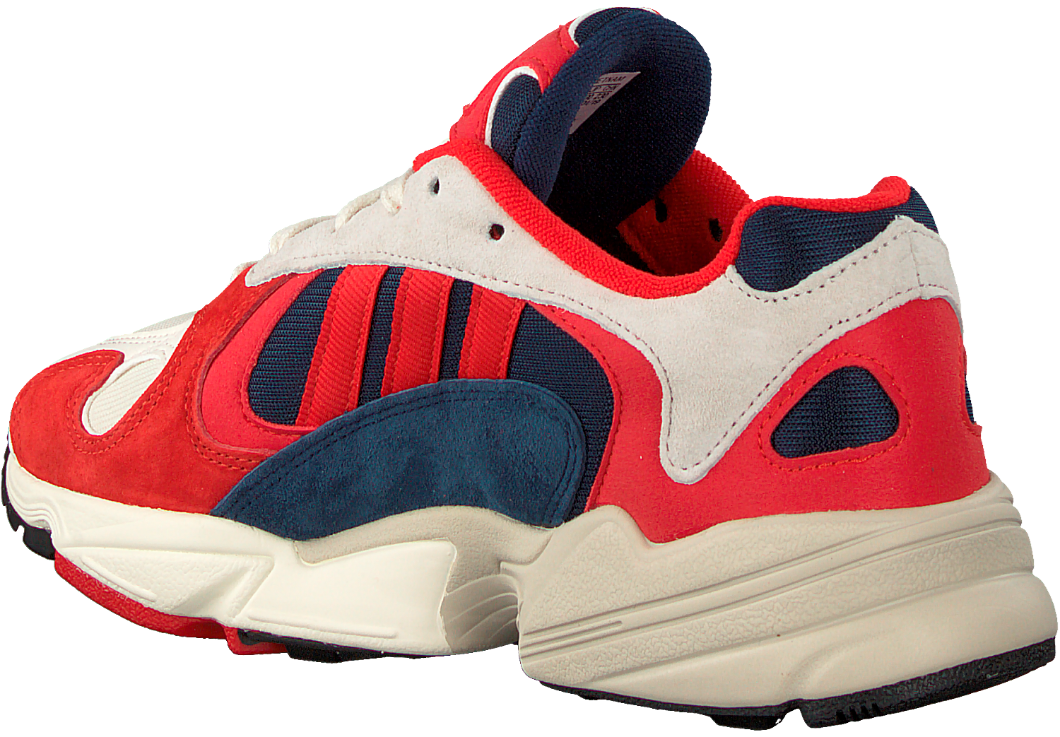 Red ADIDAS Sneakers YUNG-1 WMN