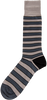 Grey EFFIO Socks OUTLINE - small