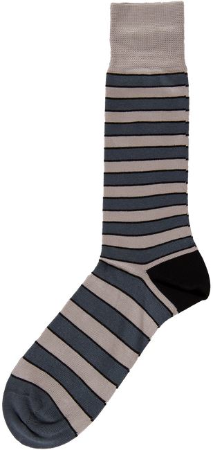 Grey EFFIO Socks OUTLINE - large