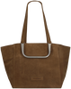 Brown SHABBIES Handbag 212020004 - small