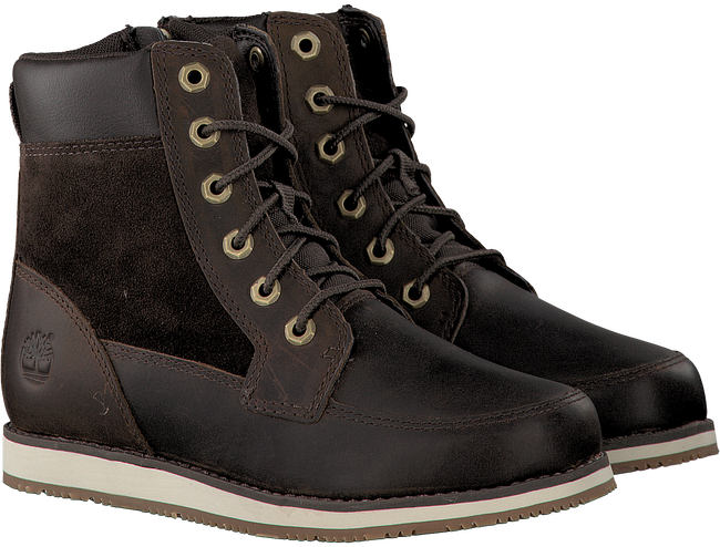 Brown TIMBERLAND Ankle boots PENHALLOW FTK - large