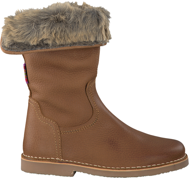 Cognac KOEL4KIDS High boots ANNA - large