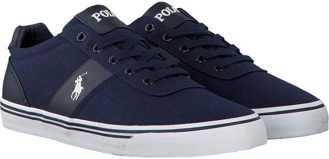 Blue POLO RALPH LAUREN Sneakers HANFORD - large