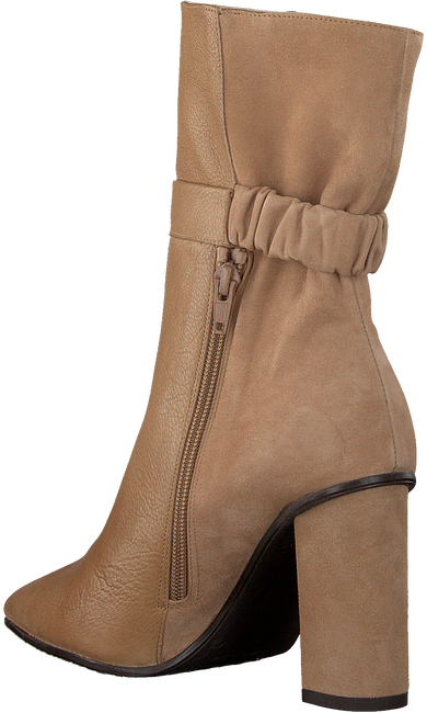 Beige LODI Booties SEDI  - large