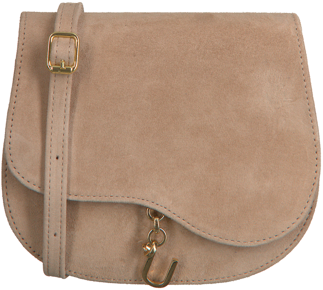 Beige UNISA Shoulder bag ZANIEL  - large