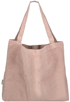 Pink STUDIO NOOS Shopper RIB MOM-BAG  - medium