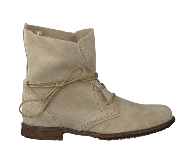 Beige OMODA Ankle boots JESSY 111 - large