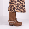 Brown SENDRA Shoe candy 43  - small