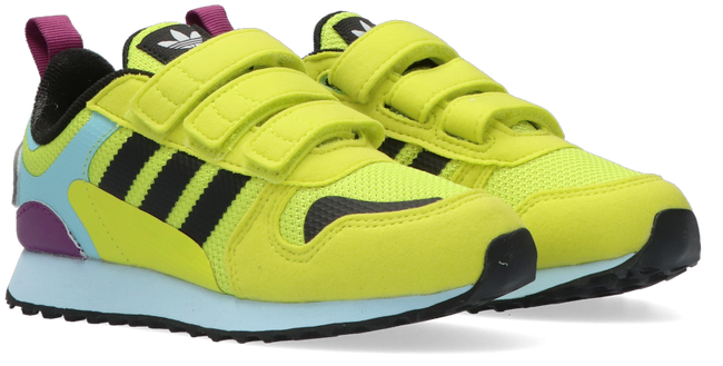 Yellow ADIDAS Low sneakers ZX 700 HD CF C  - large