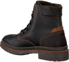 Black GAASTRA Lace-up boots TRAVIS HIGH  - small