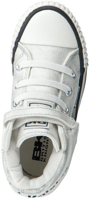 Silver BRITISH KNIGHTS Sneakers ROCO - large