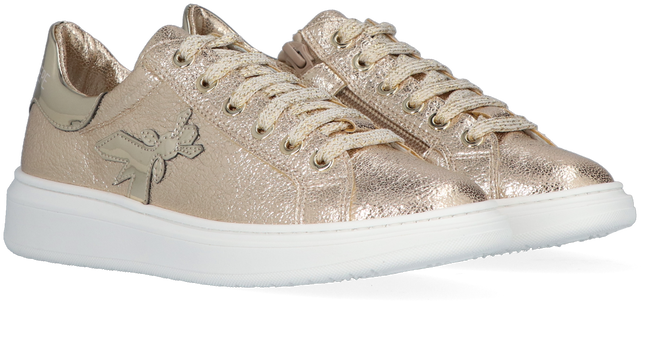 Gold PATRIZIA PEPE Low sneakers PPJ53  - large