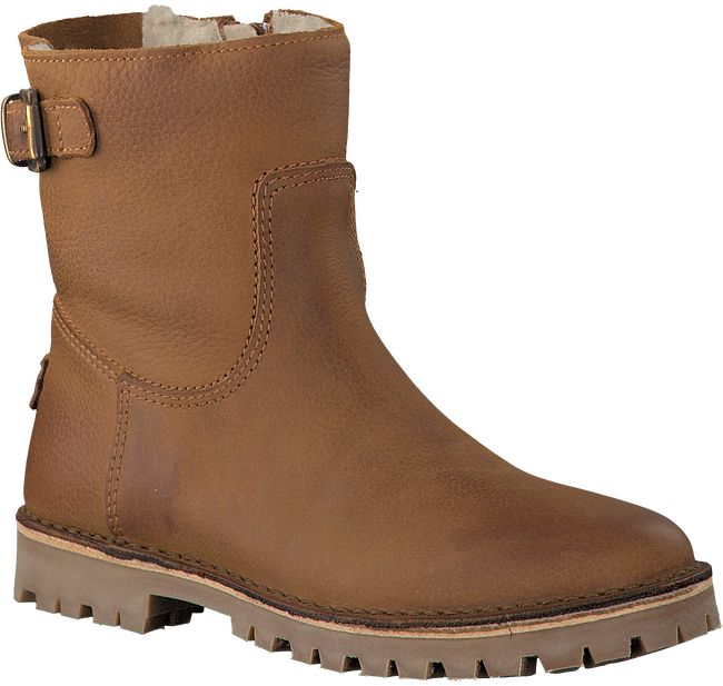 Cognac GIGA High boots 6535 - large