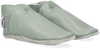 Green BABY DUTCH Baby shoes BABYSLOFJE  - small
