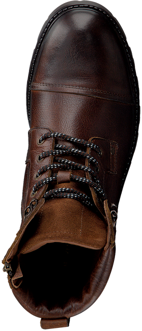 Brown MAZZELTOV Lace-up boots MBOSS603.01OMO1  - large