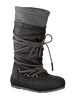 Black BRONX High boots 12741 - small