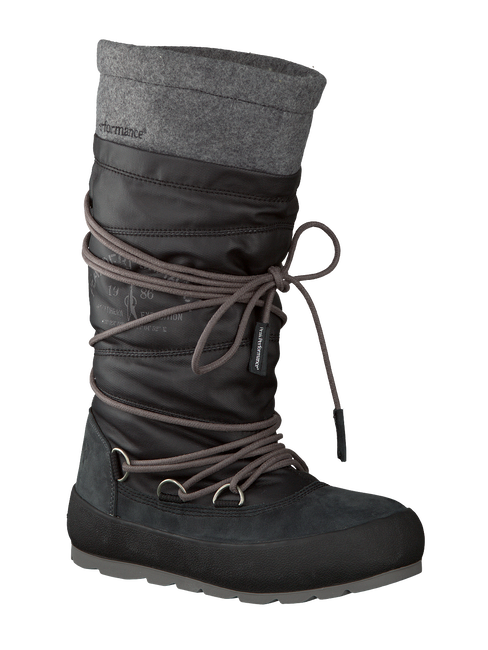 Black BRONX High boots 12741 - large
