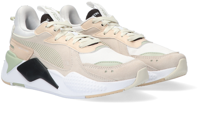 Beige PUMA Low sneakers RS-X REINVENT WN'S  - large