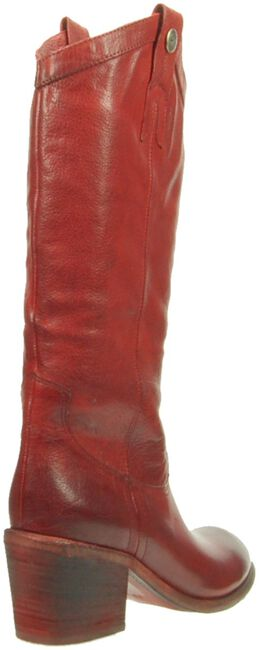 Red PAKROS High boots 206302 - large
