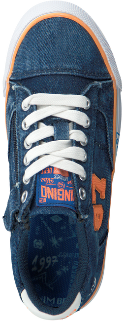 Blue VINGINO Sneakers DAVE LOW 97 - large