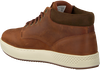 Brown TIMBERLAND Lace-up boots CITYROAM CUPSOLE CHUKKA - small
