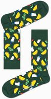 Green HAPPY SOCKS Socks TACO  - medium