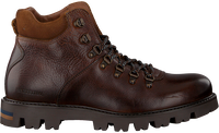 Brown MAZZELTOV Lace-ups MBOSS604.NEW OMODA  - medium