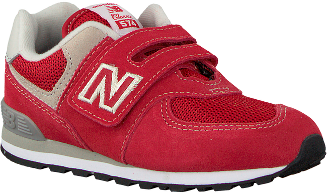 Red NEW BALANCE Sneakers YV574/IV574 - large