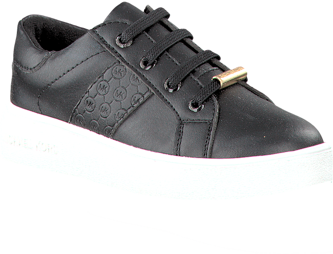 Black MICHAEL KORS Sneakers IVYLANE ELASTIEK - large