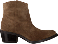 Taupe VIA VAI Booties KAMILA  - medium