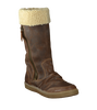 Brown BULLBOXER Fur boots ACE 505 - small