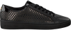 Black MICHAEL KORS Sneakers IRVING LACE UP - small