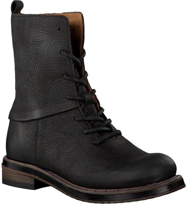 Black SHABBIES Lace-up boots 185020002 - large