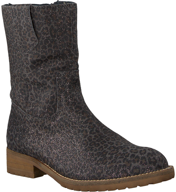 Grey HIP High boots H1317 - large