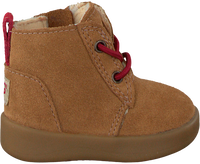 Brown UGG Baby shoes KRISTJAN KIDS - medium