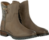 Taupe GIGA High boots 6511 - small