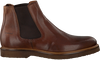 Brown BRAEND Chelsea boots 24627 - small